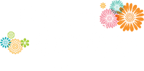 Bloom Anywhere logo white txt